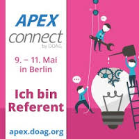 APEX Connect 2017. Berlin